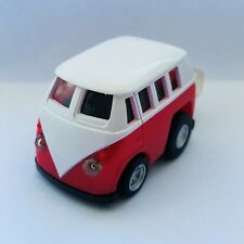 1 New Novelty VW Van Red, 128MB USB Flash Drive Memory Stick