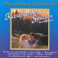 Kastelruther Spatzen Die schönsten Liebeslieder (14 tracks, 1992) [CD]