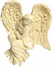 Engelfigur Eck-Engel links NEU Dekofigur Angelstar Skulptur Weihnachten