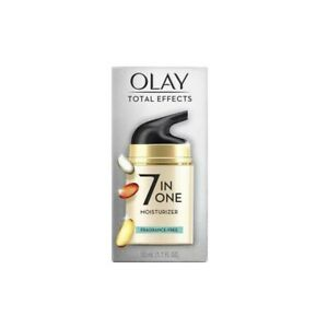 Total Effects 7 in 1 Fragrance Free Moisturizing Vitamin Treatment 50g/1.7oz
