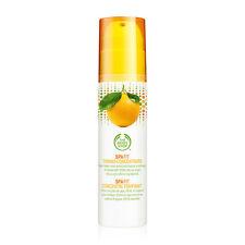 Body Shop ◈ SPA FIT TONING CONCENTRATE ◈ Refines & Tones ◈ Citrus Scent ◈ 100ml