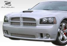06-10 Dodge Charger Duraflex SRT Look Front Bumper 1pc Body Kit 104850