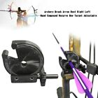 Archery Brush Arrow Rest Right Left Hand Compound Recurve Bow Target Adjustable