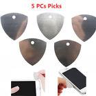 Stainless Steel 5 PCs Metal Opening Picks Pry Tool For Phone Table Screen Repair