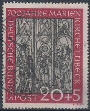 BRD / Bund 140 (Marienkirche) gestempelt (K-975)