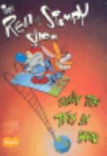 """NEW!! The Ren and Stimpy Show """"Don't Try This at Home"""" (1994 Marvel) Nickelodeon"""