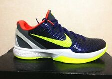 buy online d97a1 74d9f Nike Zoom Kobe VI 6 Supreme CHAOS JOKER 11.5 US What The Prelude Grinch  Sample