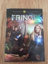 Coffret DVD Fringe saison 2