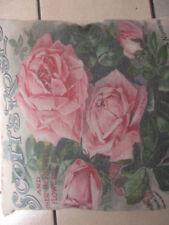 Cojín de color principal rosa de 40 cm x 40 cm para el hogar