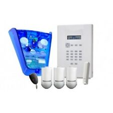 Scantronic I-ON Compact Audible Kit 20 Zone Wireless Alarm PIR Sounder Panel