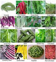 Vegetable seeds - cowpea Garden goa pea knife Soy bean Browbean Non-GMO Heirloom