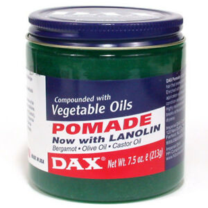 DAX Pomade Hair Dressing with Lanolin