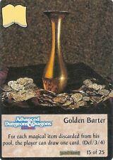 Spellfire - Forgotten Realms Chase #15 - FRc/15 - Golden Barter - D&D