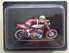 Moto Joe Bar Team GINO LIMIT SUR LA BIMOTA 750 HB1  1/18 figurine