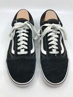 Vans Old Skool Skateboard Classic Black White Mens Sz. 11 Sneakers Tennis Shoes
