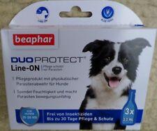 Beaphar Duoprotect Line-on 3x3 0ml pflege und Schutz mittlere Hunde