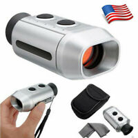 Golf Rangefinder Range Finder Distance Meter Set 7x Magnification 1000 Yards USA