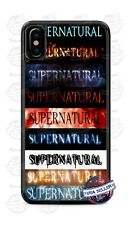 Supernatural Frame Custom Phone Case Cover For iPhone Samsung Google LG etc
