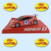 SLOT CAR NINCO 55097 RENAULT MEGANE GIBAS SCALE 1:32 FREE SHIPPING