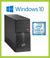 Cheap Fujitsu Esprimo P556/E85 MT PC Computer Quad i5 6th Gen 6400 4GB | 500GB