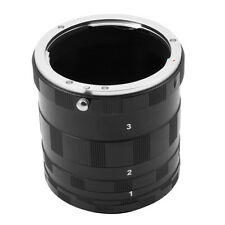 Macro Extension Tube Ring Canon EOS E Mount 100D 700D 600D 550D 650D 1100D 60Da