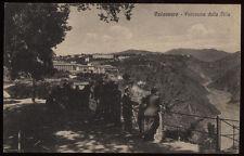 cartolina CATANZARO panorama dalla villa