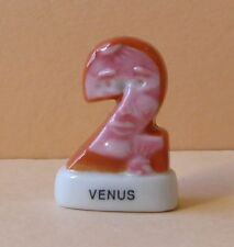 """Fève Les Chiffres Planètes - 2004 - """" 2 """" Vénus"""