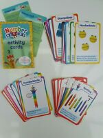 Genuine Numberblocks CBeebies Number blocks activity cards birthday gift