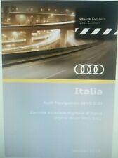 Audi Navigation BNS 5.0 ITALIEN ITALIA + MAJOR ROADS EUROPE 2018 8E0060884GF