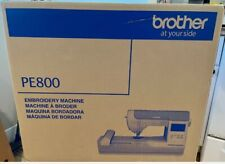 BRAND NEW SHIPS NOW Brother PE800 5x7 Embroidery Machine 138 Built In Designs