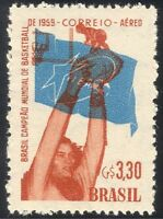 Brazil 1959 Sports/World Basketball Championships/Winners/Animation 1v (n31679)