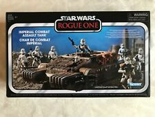 Star Wars Rogue One Imperial Combat Assault Tank Vintage Collection Hasbro 2018