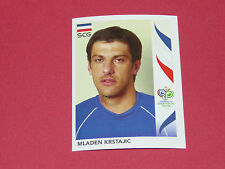 212 M. KRSTAJIC  SERBIE PANINI FOOTBALL GERMANY 2006 WM FIFA WORLD CUP