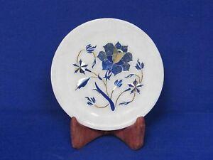 Marmor Platte Pietra Dura Handmade Lapis Halbedelstein Heim Dekor