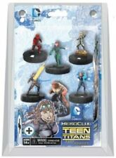 DC Heroclix Teen Titans Fast Forces (Pack of 6) (New)