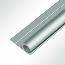 Lysel® Aluminium Kederschiene Vorzeltkederschiene eloxiert 15x30mm 3 Meter