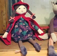 MOULIN ROTY Il Était Une Fois - Kuscheltier Puppe Rotkäppchen 711329