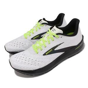 Brooks Hyperion Tempo White Black Men Racing Training Running Shoes 1103391D 170