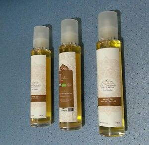 100ml Pure Moroccan extra virgin Cosmetic Organic Argan Oil.certified.bioorganic