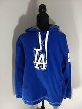 Majestic Genuine Merchandise MLB LA Dodgers Pullover Hoodie M
