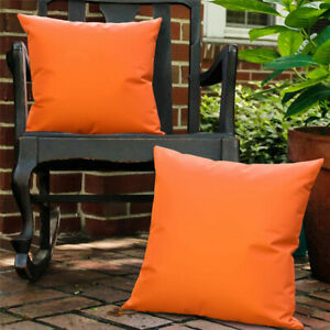 Decorative Outdoor Waterproof Throw Pillow Cover Rectangle Square Cushion Cover