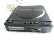 Vintage 1988 Sony D-2 Discman TESTED Made in Japan.