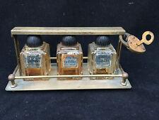 Gabilla Paris Miniature Flacons Parfums Ancien Perfume bottles miniature Antique
