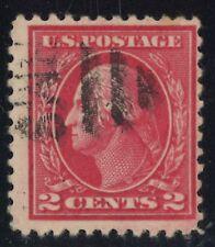 U.S. #500 F+ Used with Weiss Certificate  Scott Cat. Value $240
