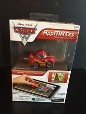 B20) AppMATes Disney Pixar Cars Lightning McQueen - Video Game Accessory NEW