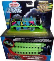 THOMAS & FRIENDS TRACKMASTER HYPER GLOW ENGINE FVJ73 *BNIB* MOTORIZED ACTION