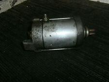 honda NT400 bros 1988  starter motor