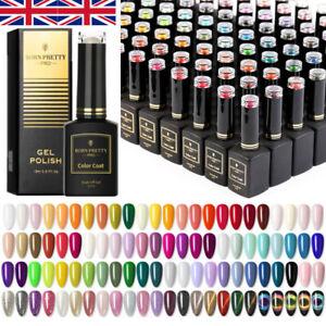 15ML BORN PRETTY Pro UV Gel Polish Glitter Magnetic Nail Varnish Base Top Coat
