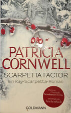 Patricia Cornwell: Scarpetta Factor (2012, Taschenbuch)