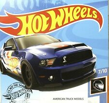 HOT WHEELS '10 FORD SHELBY GT500 SUPER SNAKE